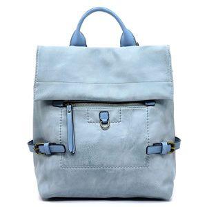 Handbags - NEW Vintage Spray Printed Backpack